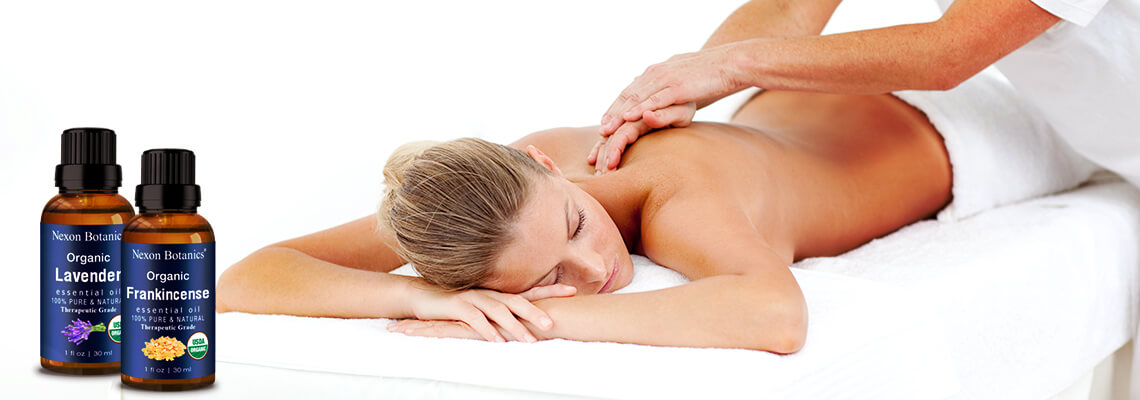 Comforting Massage to Ease Aching Body and Sore Muscles