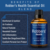 Robbers' Health Essential Oil Blend