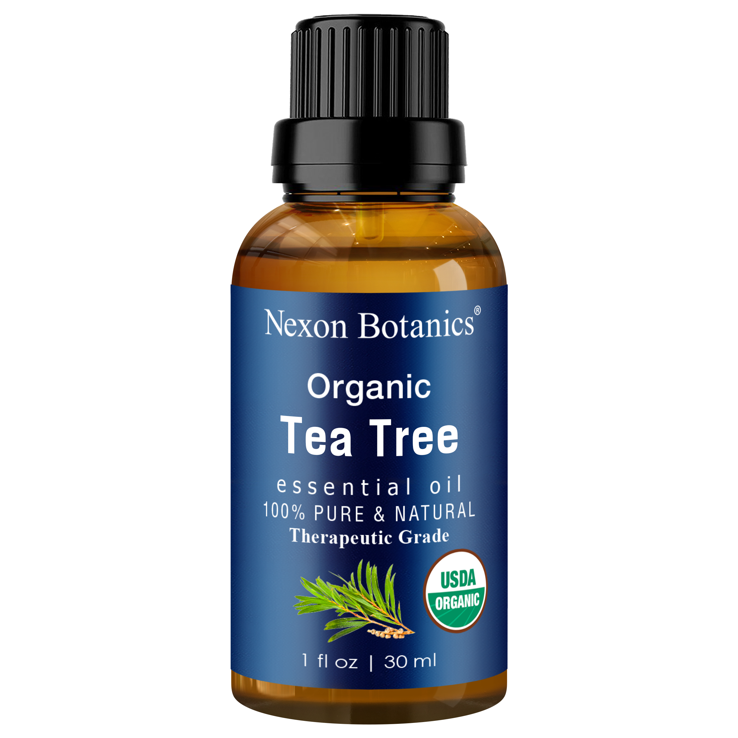 Organic Tea Tree Oil-30ml