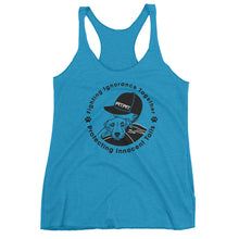 FIPITpup Front/Back Women's tank top