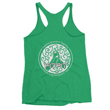 FITPIT Front/Back White Logo Women's tank top