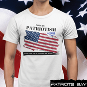 Does My Patriotism Offend You?