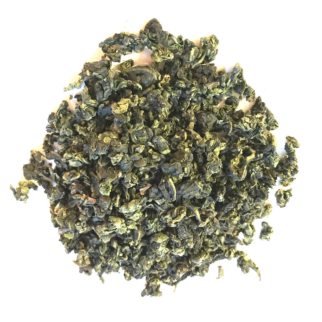 Ancient Iron Buddha - Organic Tie Guan Yin - Oolong Tea - Boulder Tea Shop