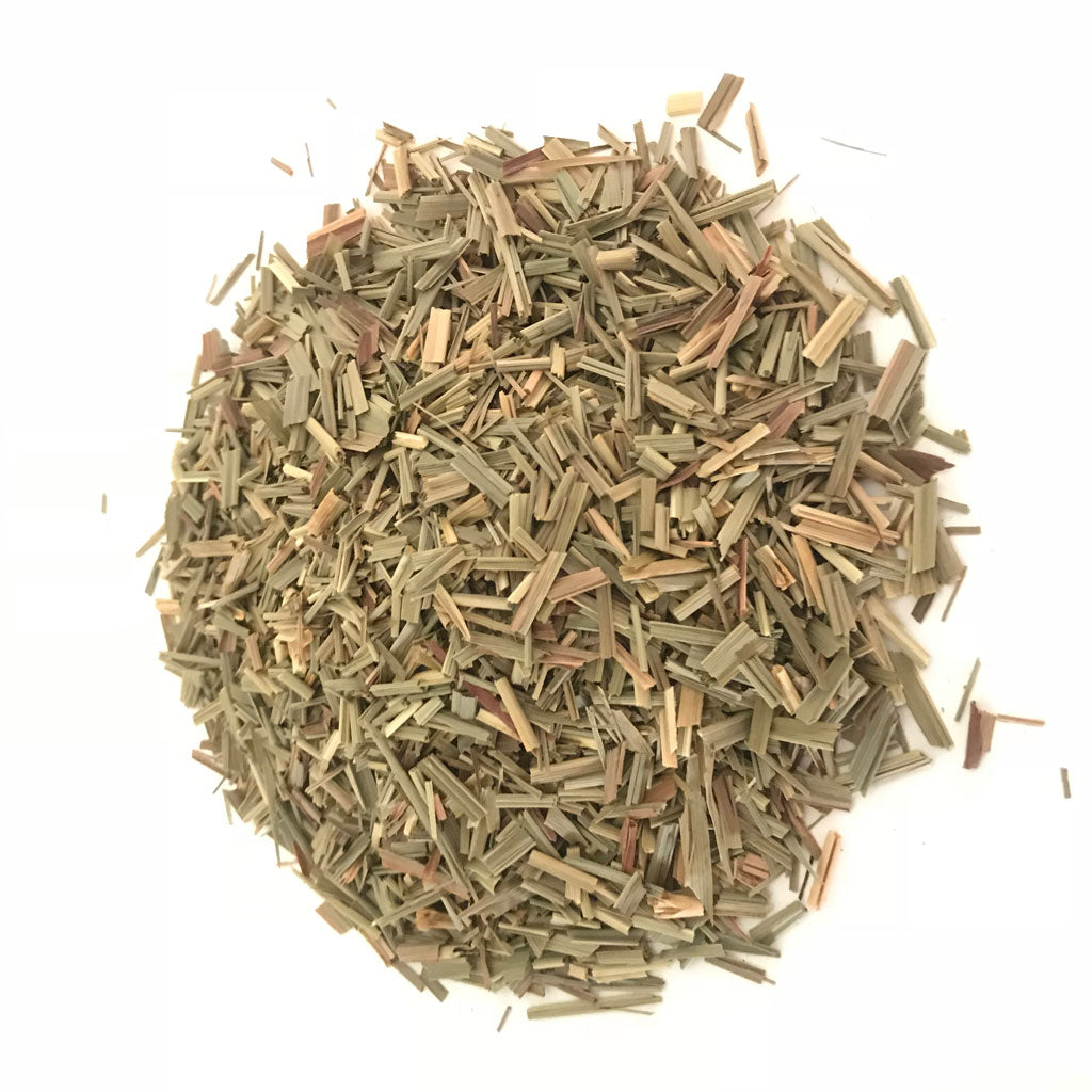 Organic Lemongrass - Boulder Tea Shop