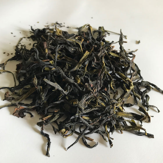 "Organic Ya Shi Xiang ""Duck Shit Aroma"" Dancong Oolong - Boulder Tea Shop"
