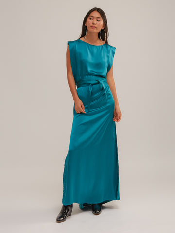 Amelia Dress in Topaz [Pre-Order]