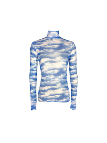 Archive Chapelle Turtleneck in Cloud