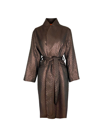 Court Coat in Copper