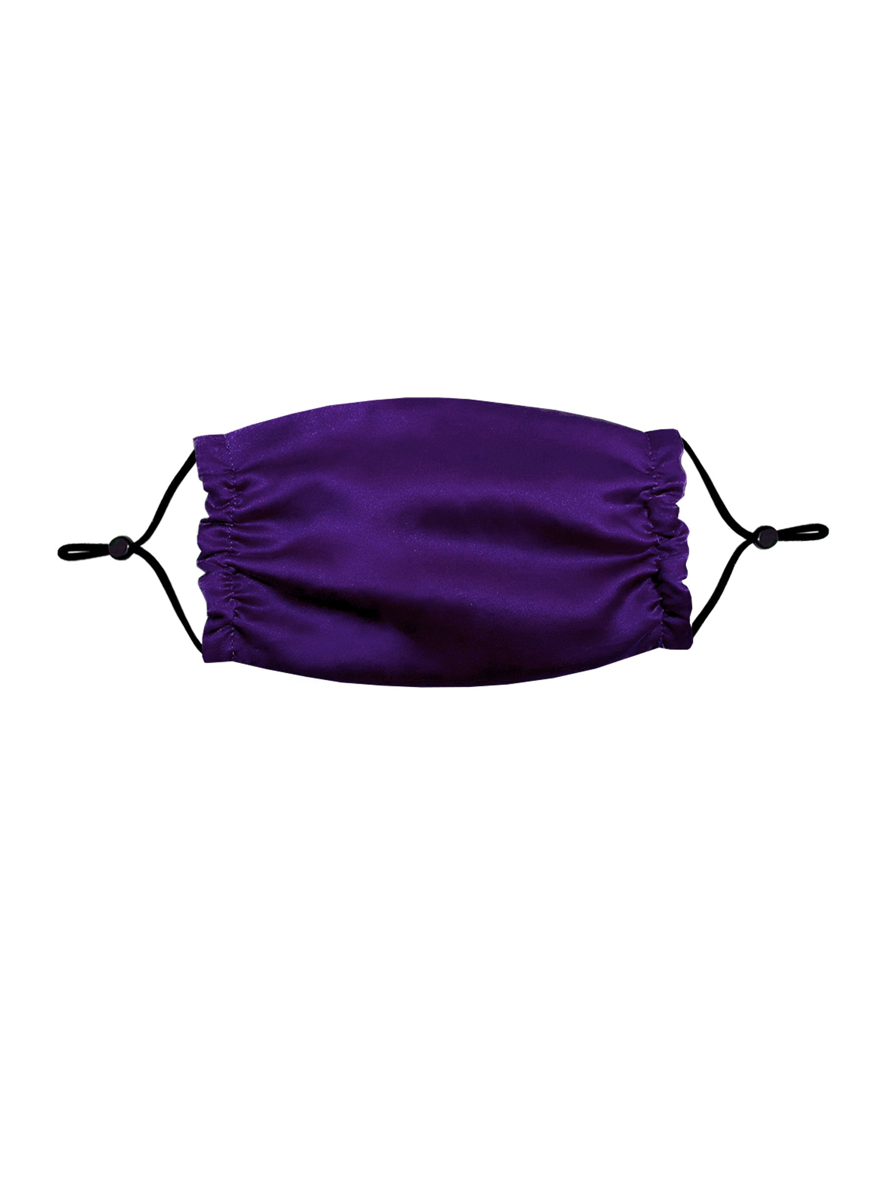Silk Mask in Viola