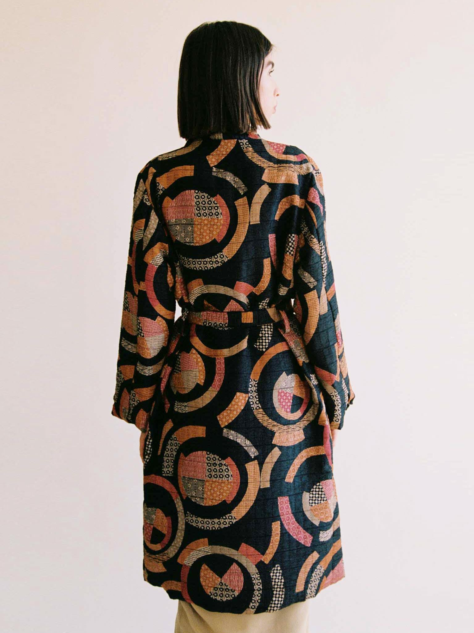 Court Coat in Quilt