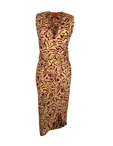 Archive Naima Silk Wrap Dress
