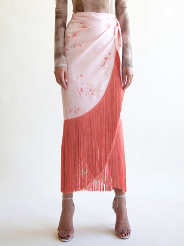 Paradisi Skirt in Sel Wash