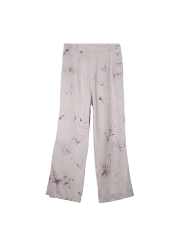 Terre Pant in Lavande Wash