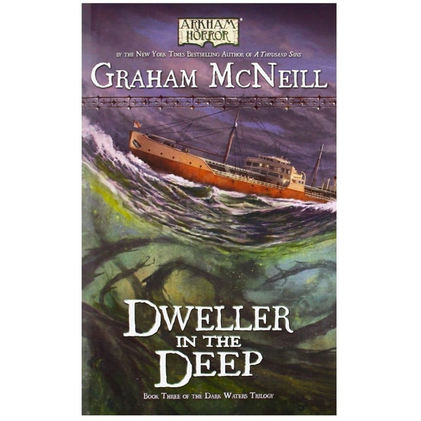 Arkham Horror: The Dweller in the Deep Paperback