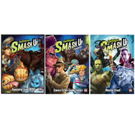 Smash Up Bundle: Awesome Level 9000 / Science Fiction Double Feature / Monster Smash Expansions