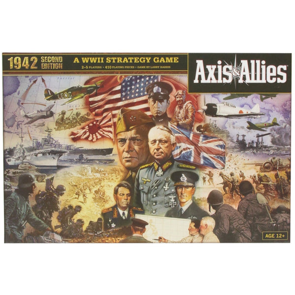 Axis and Allies 1942 2nd Edition