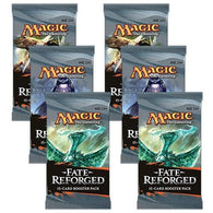 Magic the Gathering Bundle: 6 X Fate Reforged Booster Packs