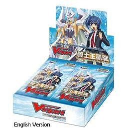 Cardfight Vanguard TCG: Triumphant Return of the King of Knights Booster Display (30)