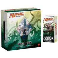 Magic the Gathering Bundle: Battle for Zendikar Gift Box 2015 and Event Deck