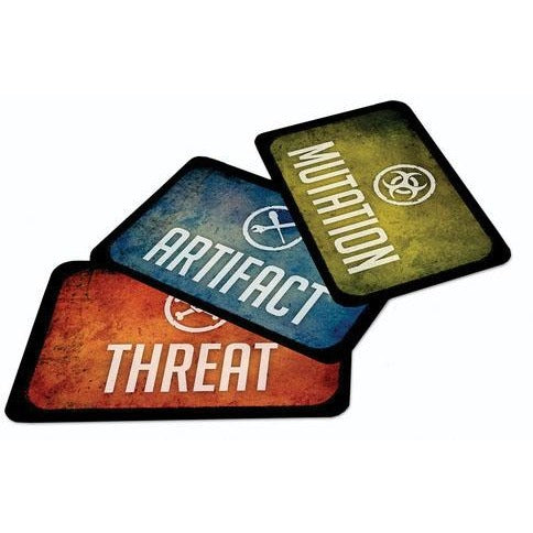 Mutant: Year Zero RPG - Card Deck