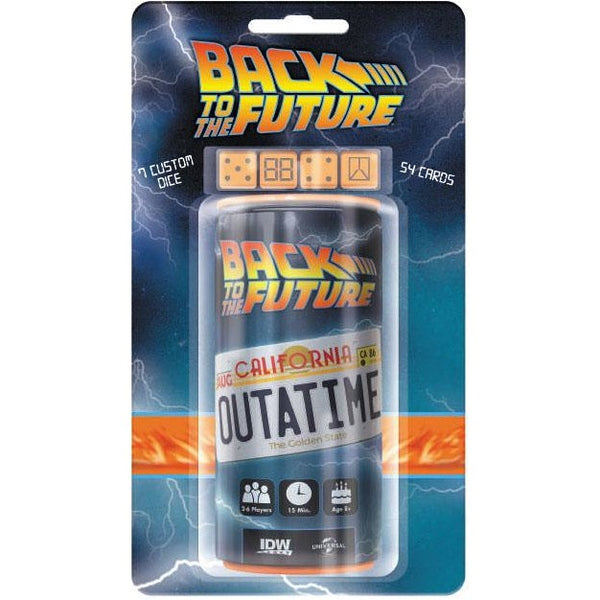 Back To The Future: Outta Time Dice Game