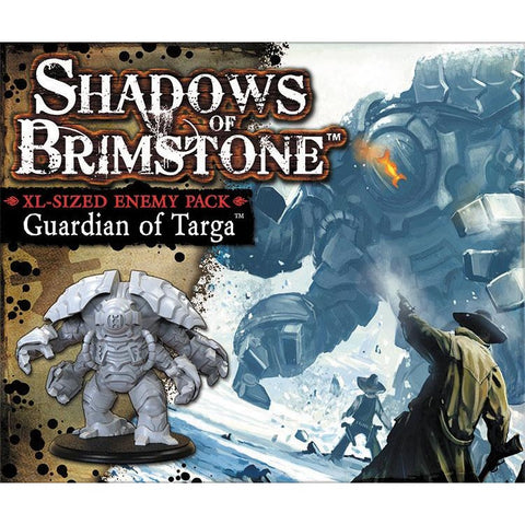 Shadows of Brimstone: Guardian of Targa XL Enemy Pack