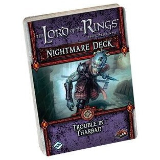Lord of the Rings: Trouble In Tharbad Nightmare Deck
