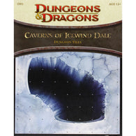 Dungeons and Dragons RPG: Caverns Of Icewind Dale Dungeon Tiles