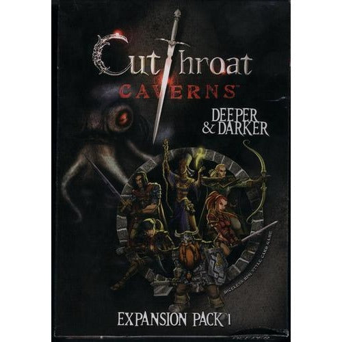 Cutthroat Caverns: Deeper and Darker Expansion 1