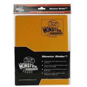 Binder: 9pkt Monster Sunflower Or