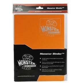 Binder: 9pkt Monster Matte Or
