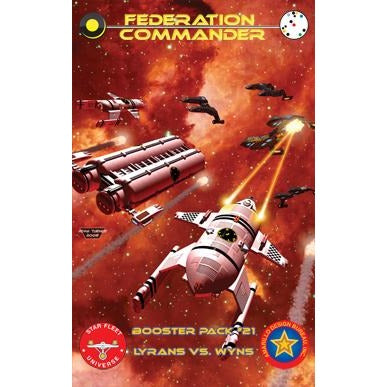 Federation Commander: Booster 21