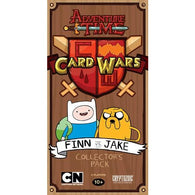 Adventure Time Card Wars: Finn vs Jake Deck