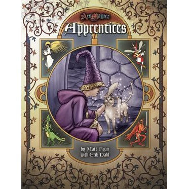 Ars Magica: Apprentices