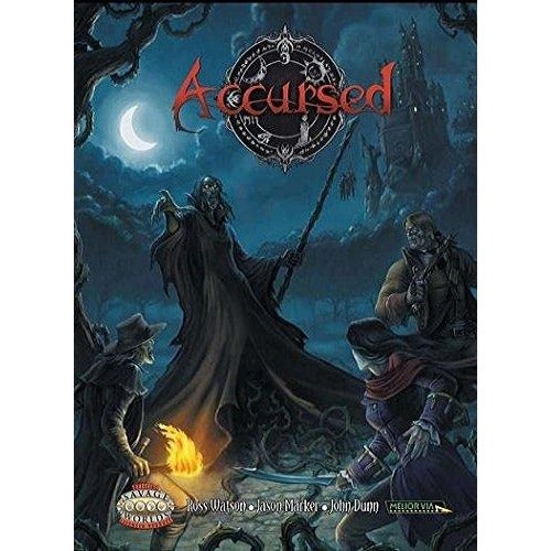 Savage Worlds RPG: Accursed