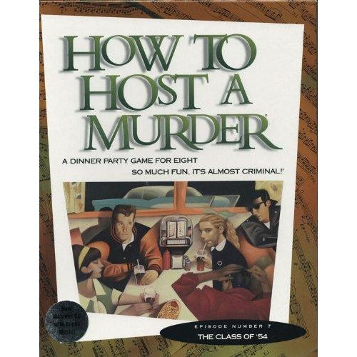 How to Host a Murder: #07 The Class of 54
