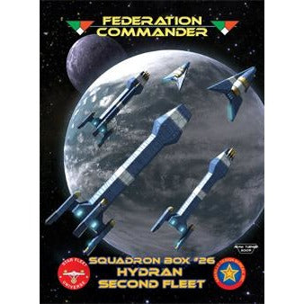 Federation Commander: Squadron Box 26