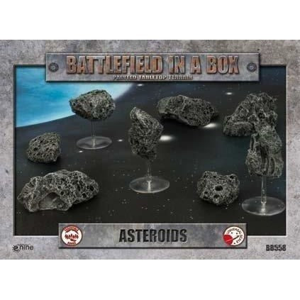 Battlefield in a Box: Asteroids