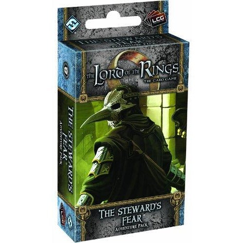 The Lord of the Rings LCG: The Stewards Fear Adventure Pack