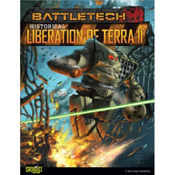 BattleTech: Historical Liberation of Terra Volume 2