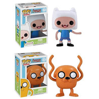 POP! Adventure Time Bundle: Finn and Jake