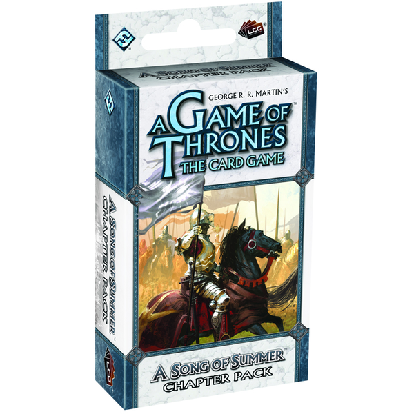 A Game of Thrones LCG: A Song of Summer Chapter Pack (Reprint)