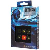 Batman Miniature Game: D6 Batman Dice Set (6)