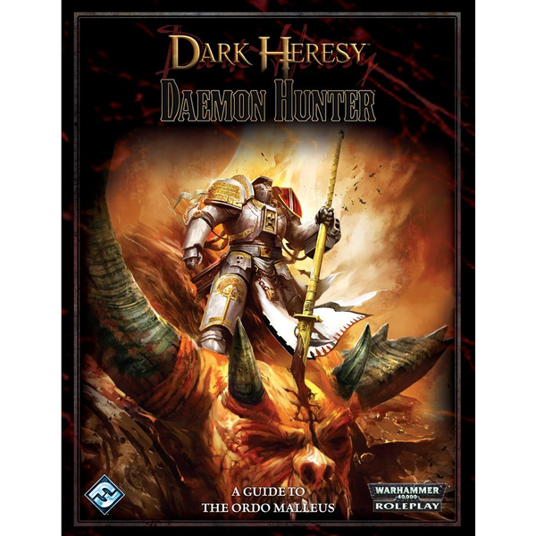 Warhammer 40K Dark Heresy RPG: Daemon Hunter