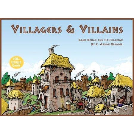 Villagers and Villains: Core Game
