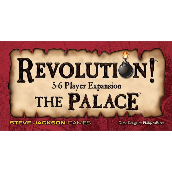 Revolution! The Palace Expansion