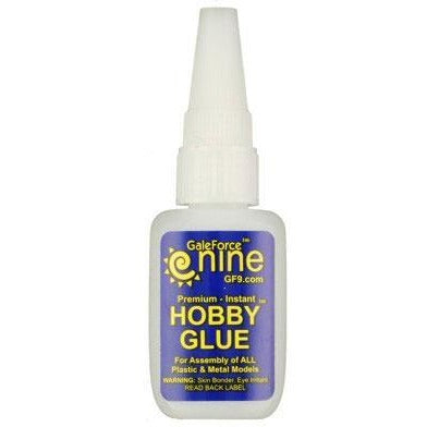 Miniatures Tools: Hobby Glue