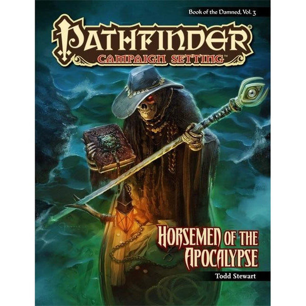 Pathfinder Campaign Setting: Book of the Damned Volume 3 - Horsemen of the Apocalypse