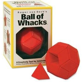 Ball of Whacks: All Red