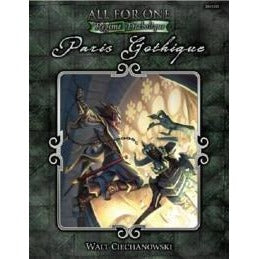 All For One RPG: Paris Gothique